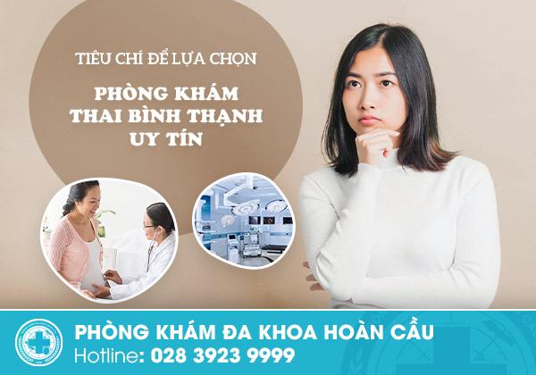 Phòng khám thai Bình Thạnh có hỗ trợ bỏ thai ngoài ý muốn tốt nhất